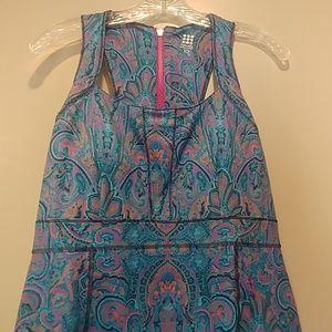 NWT Title Nine Racer Back dress, size 10
